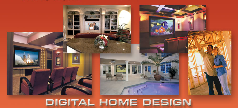 Digital Home Design